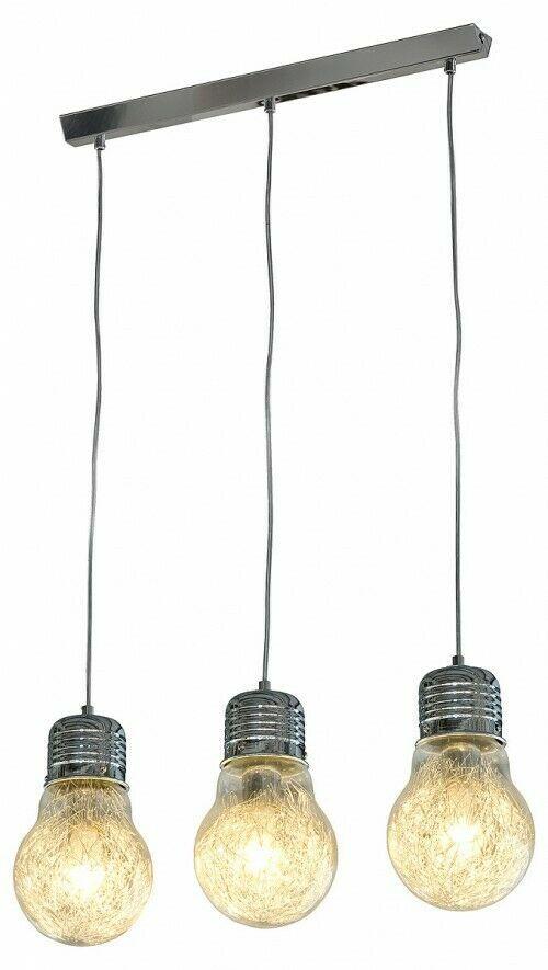 Three Bulb Island Pendant Chandelier Ceiling Light