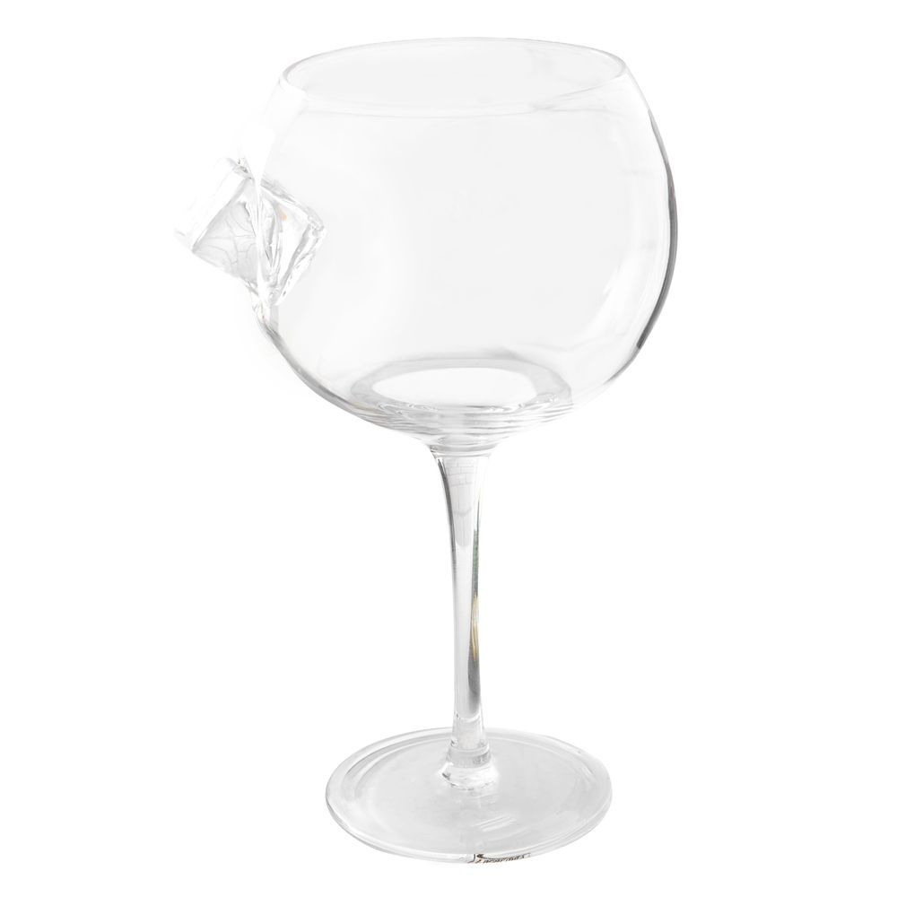 Ice and Slice Ice Cube Balloon Copa Gin Glass Gift Boxed