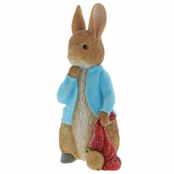 Large  Beatrix Potter Peter Rabbit Statement Figurine