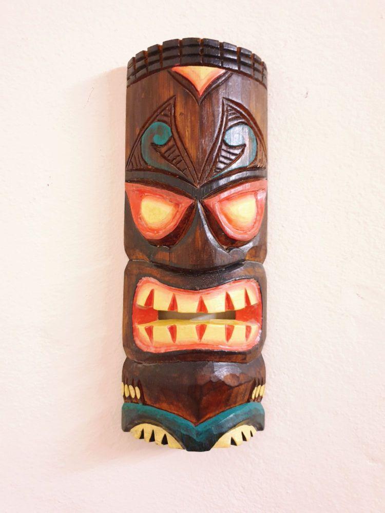 Tiki Mask 30cm