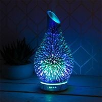 Ultrasonic Colour Changing Stars Humidifier Diffuser Lamp  Air Mist Purifier