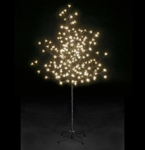 1.5m Cherry Blossom Tree w/150 Warm White LED