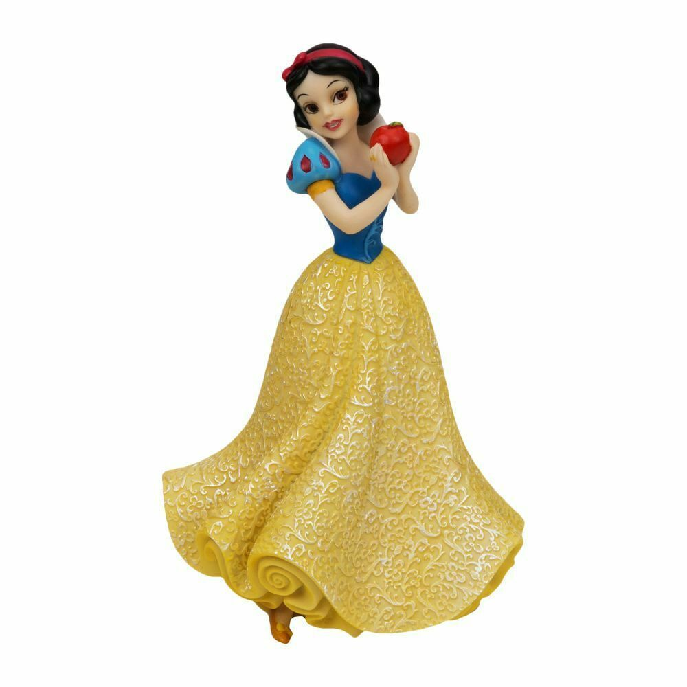 Hand Painted Disney Princess Snow White Figurine Brand New & Boxed