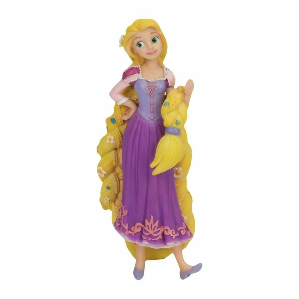 Hand Painted Disney Princess  Rapunzel Figurine Brand New & Boxed