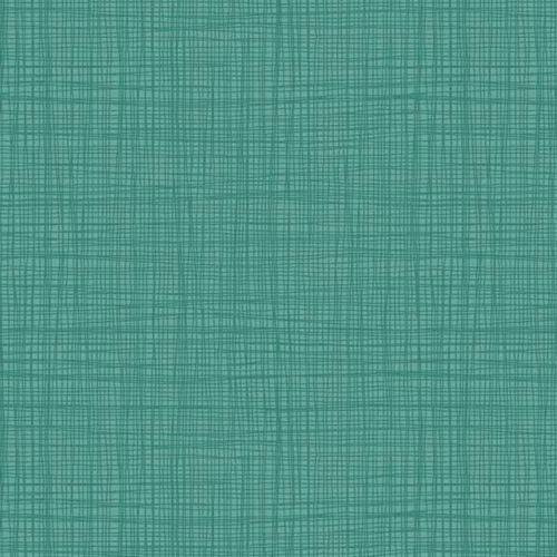 Linea Tonal Teal Textures Cotton Fabric by Makower FQ