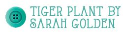 Tiger Plant Collection by Sarah Golden