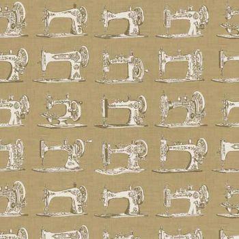 Haberdashery Sewing Machines Hessian Cotton Fabric