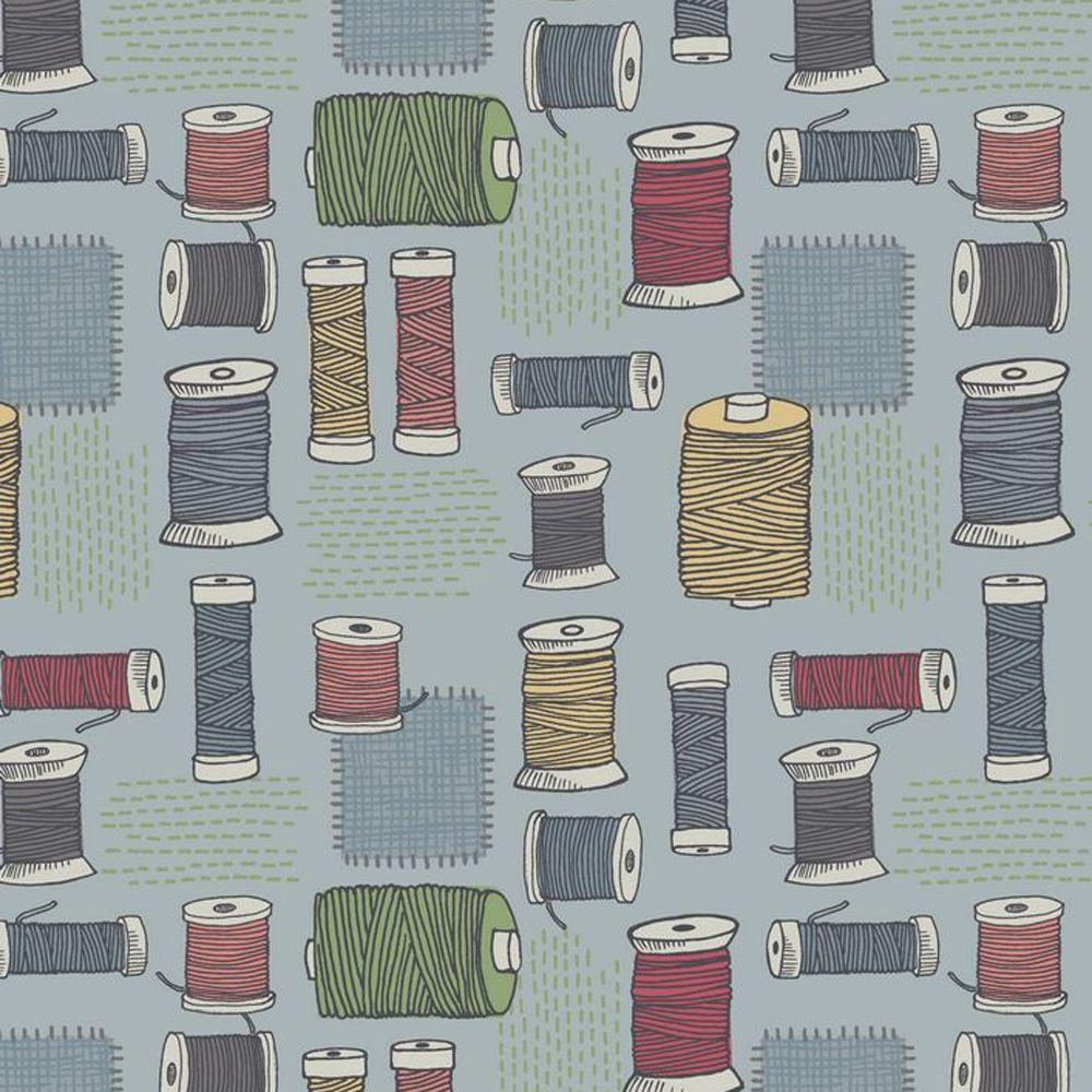 Haberdashery Cotton Reels Thread Spools Cotton Fabric