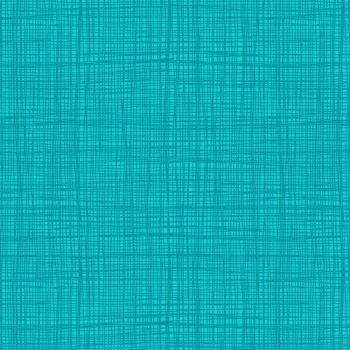 Linea Tonal Peacock Blue Turquoise Textures Coordinate Blender Filler Cotton Fabric