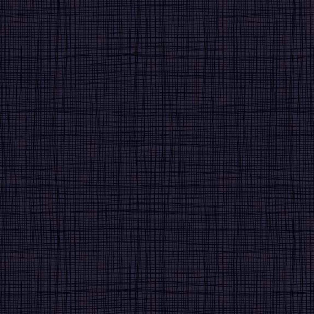 Linea Tonal Navy Dark Blue Indigo Textures Coordinate Blender Quilting Fill