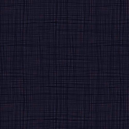 Linea Tonal Navy Dark Blue Indigo Textures Coordinate Blender Quilting Fill