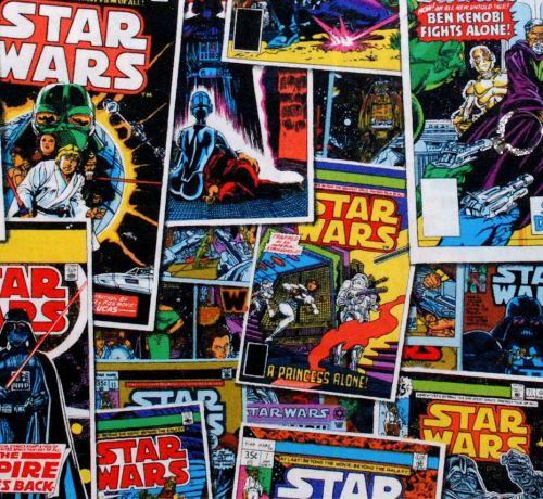 Star Wars Immortals Retro Comic Books Darth Vader Luke Skywalker Obi Wan Ke