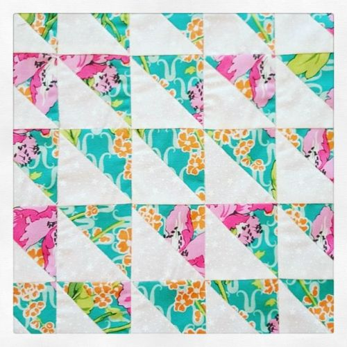 Little Bundle of Skills - Patchwork Triangles - Intermediate - 4 Week Cours
