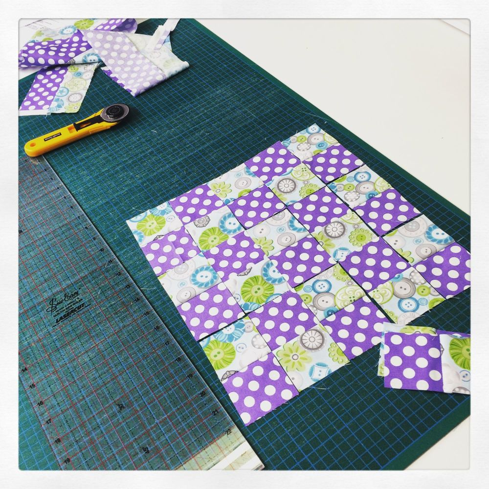 Patchwork Quilt for Beginners & Intermediates New To Patchwork - 8 Week Cou