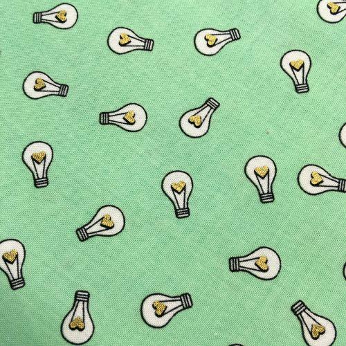 Shine Bright Light Bulb Heart Lightbulbs Metallic Gold Shine Brilliant Ligh