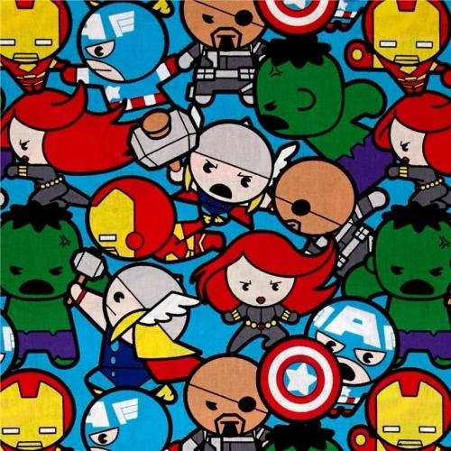 REMNANT Marvel Avengers Superhero Kawaii Superheroes All In The Pack Charac