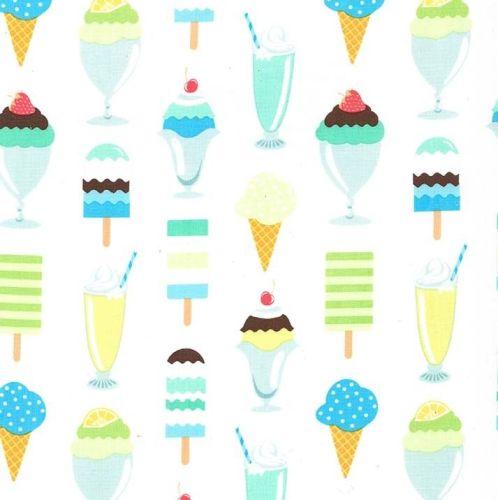 Get The Scoop Icing Blue Ice Cream You Scream Cone Icecream Scoop Sundae Co