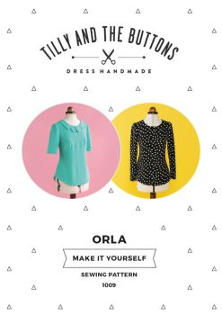 Tilly and the Buttons Orla Blouse Pattern