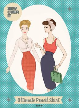 Sew Over It Ultimate Pencil Skirt Pattern