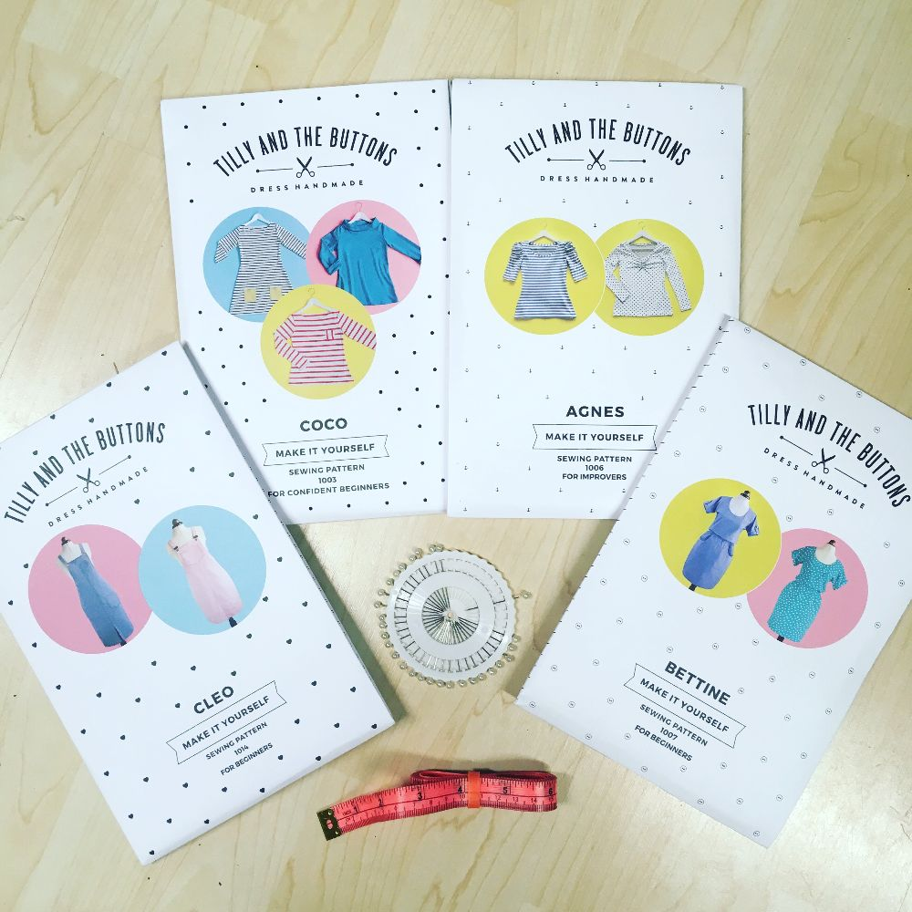 Tilly and the Buttons Sewing Weekender