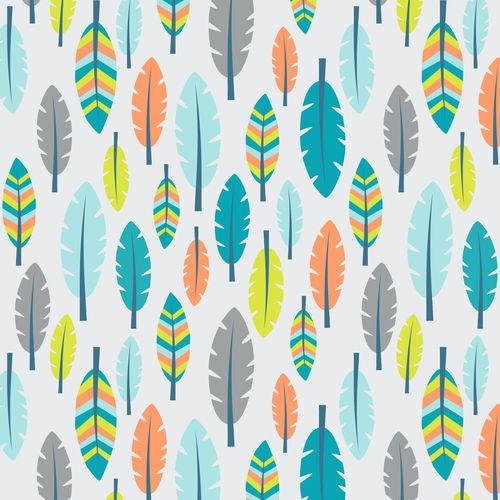 Surf Riley Blake Beach Hut Fabric FQ or More Teal Blue 100/% Cotton