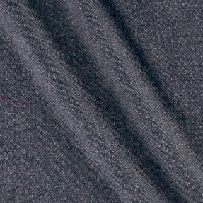 Alison Glass Kaleidoscope Indigo K-12 Woven Solid Chambray Shot Cotton Fabr