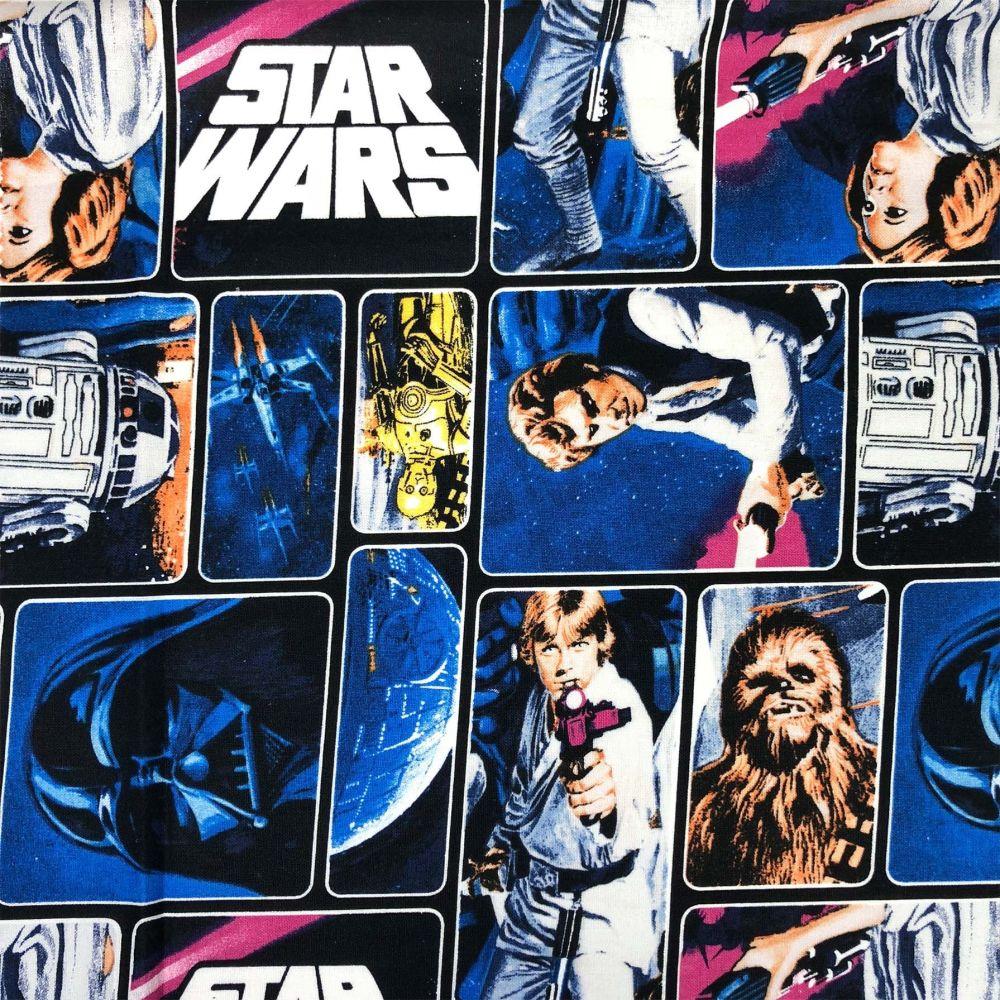 Star Wars Immortals Characters Darth Vader Jedi R2-D2 Chewbacca Han Solo Le