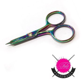 "Tula Pink Hardware 4"" Micro Tip Snip Scissors"