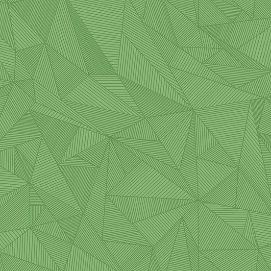 Redux Terra Seaglass Green Linear Geometric Lines Blender Giucy Giuce Cotto