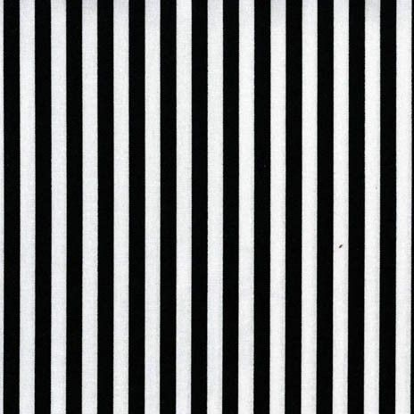 Clown Stripe Black and White Monochrome Tent Stripes Quilt Binding Geometri