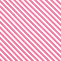 Sugar Stripe Bayberry Pink and White Monochrome Bias Candy Stripes Quilt Binding Geometric Blender Cotton Fabric