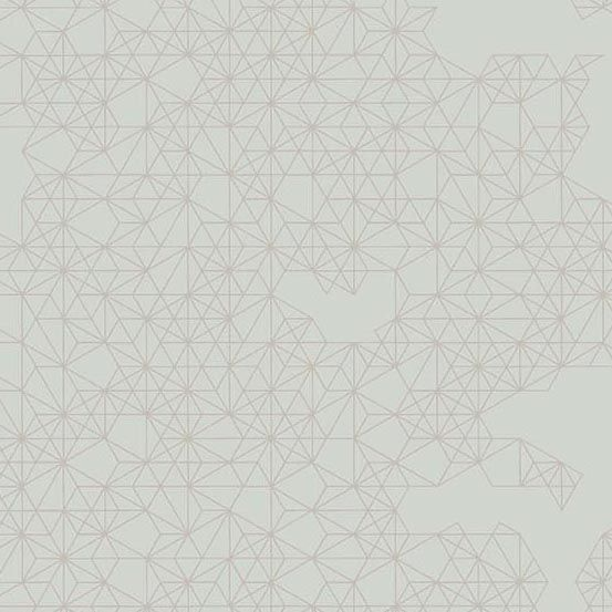 Tattooed North Cobwebs Grey Monochrome Linear Triangles Facet Libs Elliott