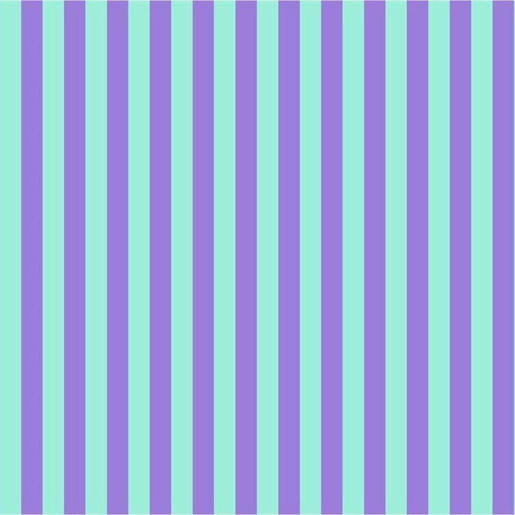 Tula Pink All Stars Stripes Petunia Tent Stripe Geometric Blender Cotton Fa
