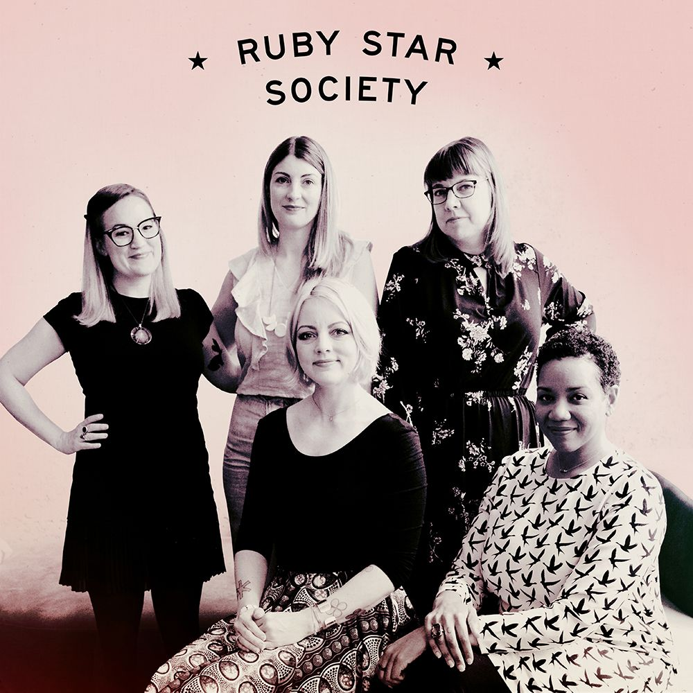 PRE-ORDER Ruby Star Society COMING SOON