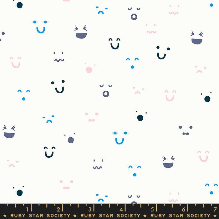 PRE-ORDER Anagram Kimoji Multi Smiley Face Star Ruby Star Society Kimberly