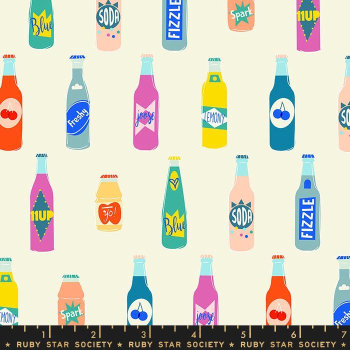 PRE-ORDER Pop Off Cream Soda Bottle Ruby Star Society Rashida Coleman-Hale
