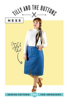 Tilly and the Buttons Ness Skirt Pattern