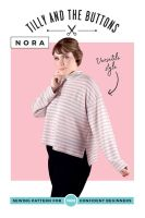 Tilly and the Buttons Nora Top Pattern