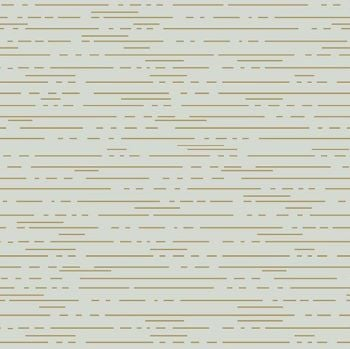 Greatest Hits Vol 1 Dashes Dust Grey Lines Gold Metallic Geometric Cotton Fabric