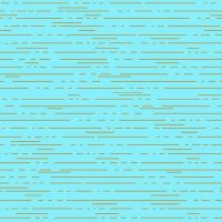 Greatest Hits Vol 1 Dashes Crisp Aqua Lines Gold Metallic Geometric Cotton Fabric