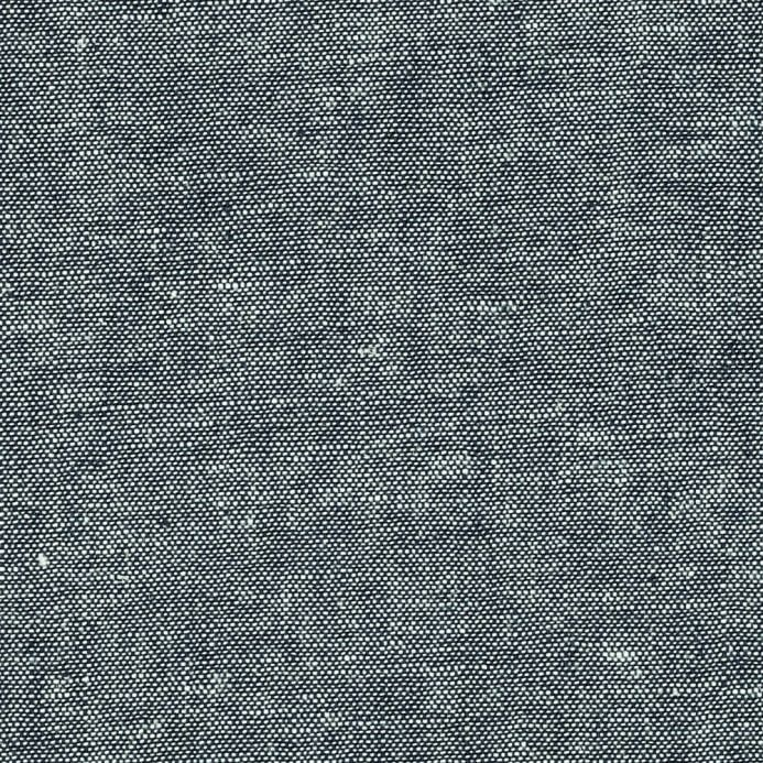 Essex Yarn Dyed Linen Indigo 1178 Blend Woven Shot Chambray Cotton Linen Fa