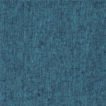 Essex Yarn Dyed Linen Peacock 1282 Blend Woven Shot Chambray Cotton Linen Fabric