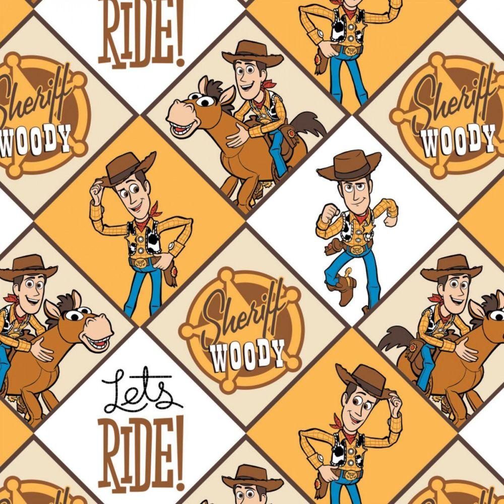 Toy Story 4 Disney Pixar Woody Sherriff Cowboy Wild West Star Bullseye Cott
