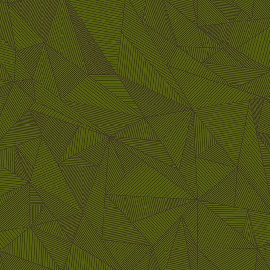 Quantum Terra Spruce Green Linear Geometric Lines Blender Giucy Giuce Cotto