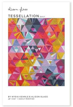 Tessellation Quilt Pattern by Alison Glass & Nydia Kehnle
