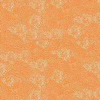 Forest Storm Orange Blender Coordinate Geometric Cotton Fabric