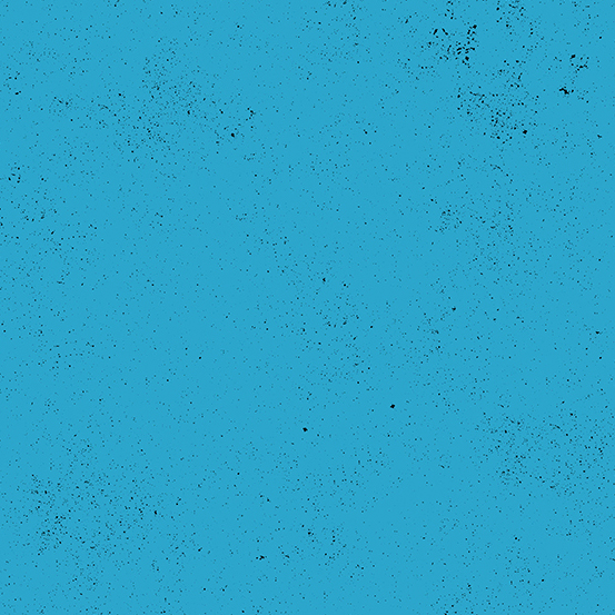Spectrastatic Dubbah Blue Speckle Blender Giucy Giuce Cotton Fabric