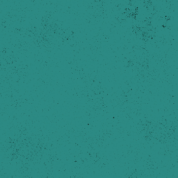 Spectrastatic Deep Sea Teal Speckle Blender Giucy Giuce Cotton Fabric