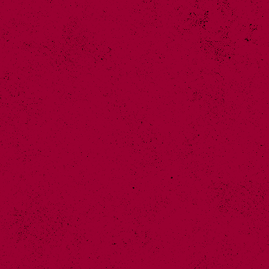 Spectrastatic Mars Red Speckle Blender Giucy Giuce Cotton Fabric
