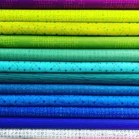 Giucy Giuce Declassified 12 Fat Quarter Bundle Cotton Fabric Cloth Stack